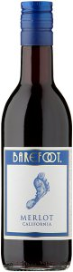 Barefoot Merlot 187ml - Case of 6