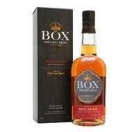 Box American Oak Swedish Single Malt Whisky
