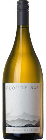 Cloudy Bay Sauvignon Blanc 2011/2002