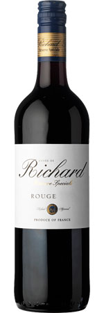 Cuvée de Richard Rouge 2016