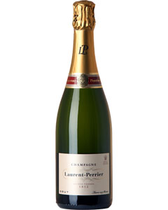 Laurent-Perrier Brut Single Bottle Champagne Gift