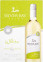 Silver Bay Point White 2.25L - Case of 6