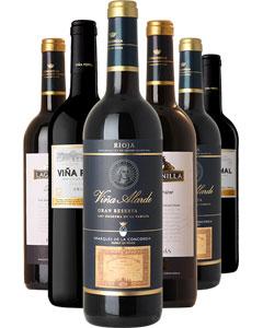 The Rioja Explorer Six 6 x 75cl Bottles