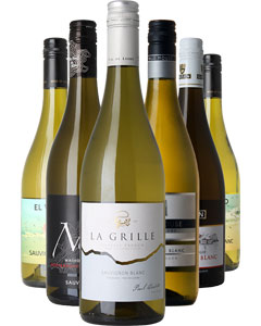 The Sauvignon Six 6 x 75cl Bottles