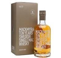 Mackmyra Ten Years Swedish Single Malt Whisky