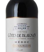 Chateau Cotes De Blaignan 2014