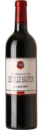 La Réserve de Léoville-Barton 2012/2013