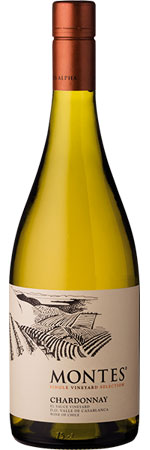 Montes Single Vineyard Chardonnay 2015