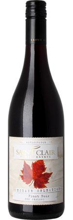Saint Clair Estate Selection Pinot Noir 2016