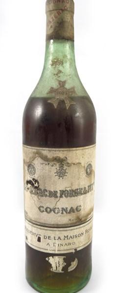 1840 Salzarac de Forge Cognac 1840