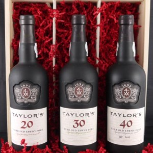 1927 Taylor Fladgate 90 years of Port (3 X 75cl).