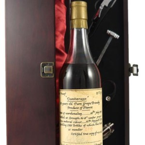 1940's Dunkerque 34 years old Pure Grape Brandy 1940's (70cl)