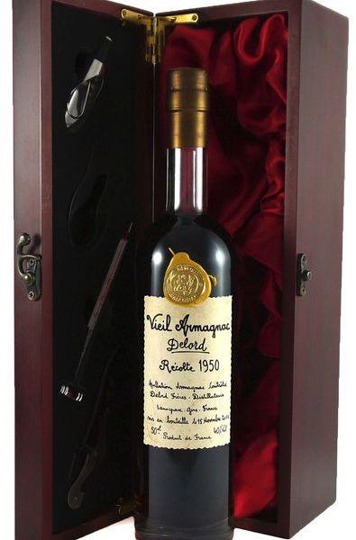 1950 Delord Freres Bas Armagnac 1950 (50cl)