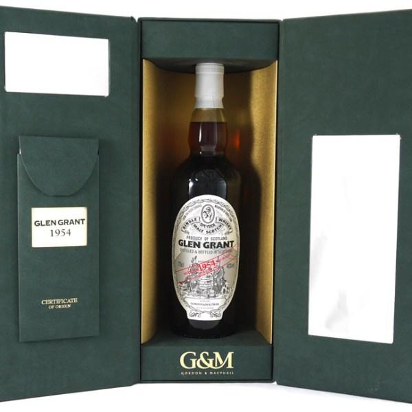 1954 Glen Grant Finest Highland Malt Whisky 1954