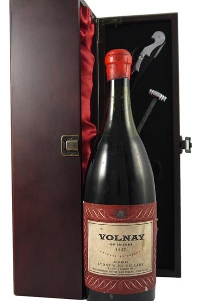 1957 Volnay Clos des Chenes 1957