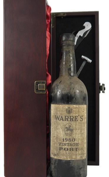 1960 Warre's Vintage Port 1960