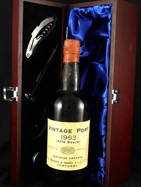 1963 Borges Vintage Port 1963