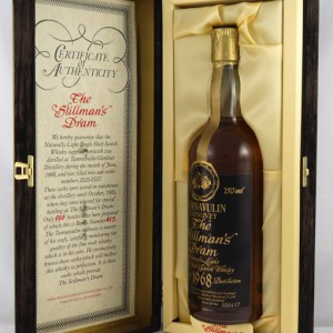 1968 Tamnavulin Glenlivet Malt Whisky 1968 The Stilemans Dram