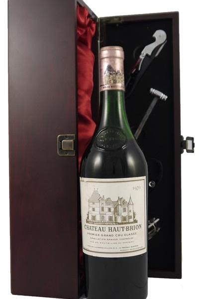 1970 Chateau Haut Brion 1970 1er Grand Cru Classe Pessac