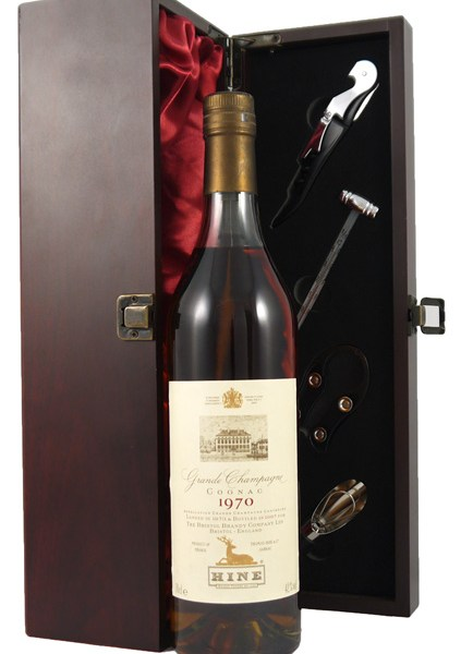 1970 Hine Grand Champagne Cognac 1970 (70cls)