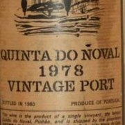 1978 Quinta Do Noval Vintage Port 1978