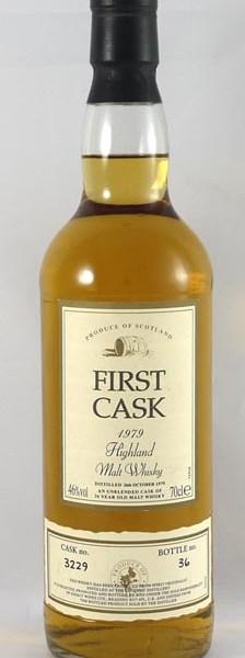 1979 Rhosdhu 26 Year Old Single Malt Whisky 1979
