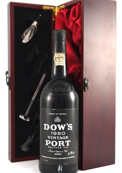 1980 Dow Vintage Port 1980