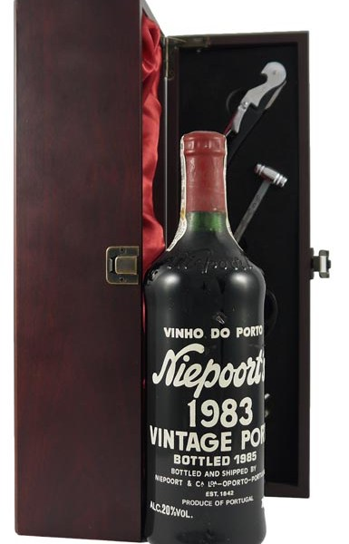 1983 Niepoort's Vintage Port 1983