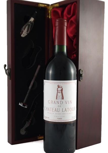 1984 Chateau Latour 1984 1er Grand Cru Classe Paulliac