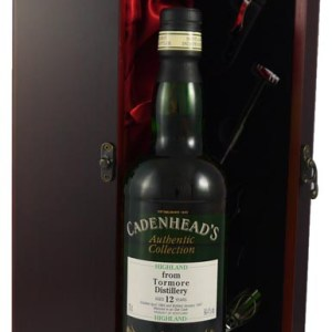 1984 Tormore 12 year old Highland Malt Whisky 1984 Cadenhead's Cask Strength