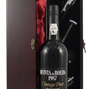 1987 Croft Quinta Do Roeda Vintage Port 1987