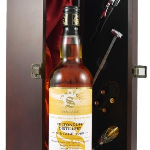 1989 Miltonduff 14 year old Highland Single Malt Whisky 1989