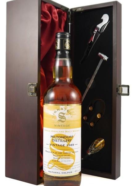 1989 Miltonduff 14 year old Highland Single Malt Whisky 1989