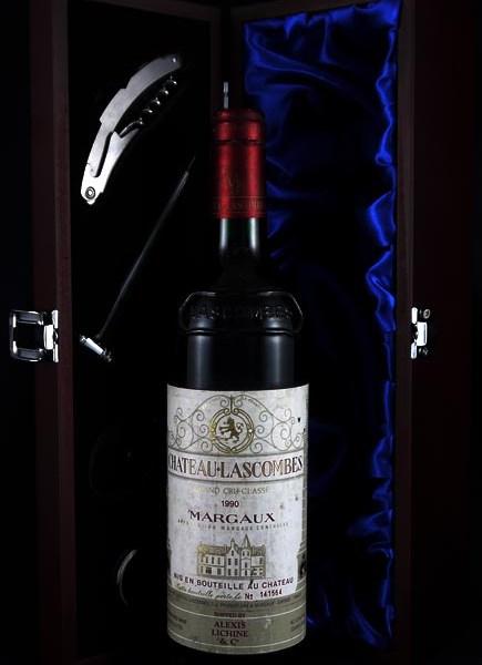 1990 Chateau Lascombes 1990 Margaux Grand Cru Classe