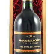 1996 Basedow 1996 Barossa Shiraz