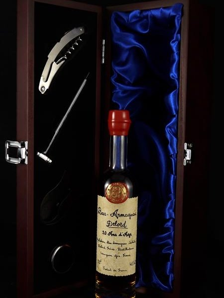 1997 20 Year Old Delord Freres Armagnac (20cl)