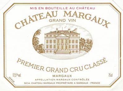 2002 Chateau Margaux  12 bottle OWC 2002