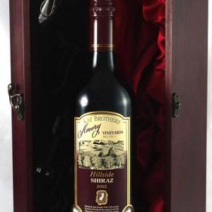 2002 Kay Brothers Amery Hillside Shiraz Vineyard 2002 (12 bottles)