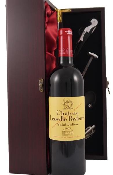 2003 Chateau Leoville - Poyferre 2003 St Julien 2eme Grand Cru Classe