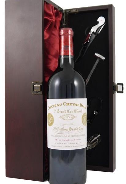 2004 Chateau Cheval Blanc 2004 1er Grand Cru Classe St Emilion