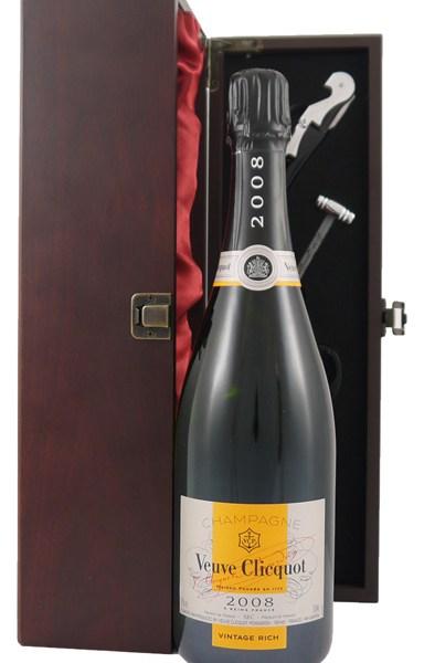 2008 Veuve Clicquot Brut Champagne Rich Reserve 2008