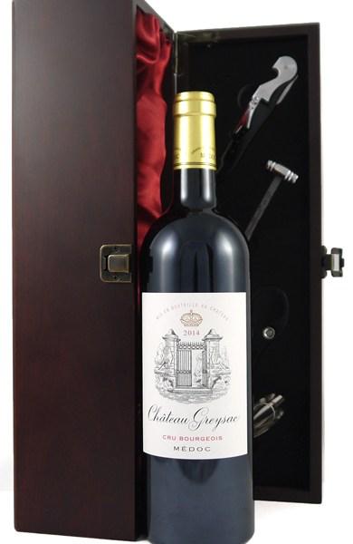 2014 Chateau Greysac 2014 Medoc Cru Bourgeois