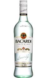 Bacardi - Carta Blanca 1.5 Litre Bottle