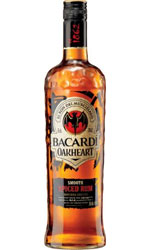 Bacardi - Oakheart 70cl Bottle