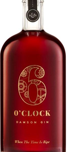 Bramley And Gage - 6 O'Clock Damson Gin 35cl Bottle