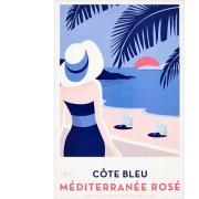 Côte Bleu Mediterranée Rosé Wine Box 1.5l