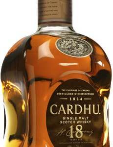 Cardhu - 18 Year Old 70cl Bottle