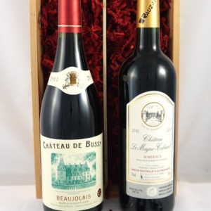 Deluxe Bordeaux/Burgundy 2010/11 Twin Pack
