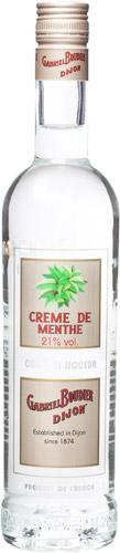 Gabriel Boudier - 'Bartender Range' Creme De Menthe White (Mint) 50cl Bottle