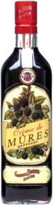 Gabriel Boudier - Creme de Mures Sauvages (Blackberry) 50cl Bottle